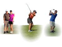 Register For Ladies Day, Men's Night, Senior's or Friday Mixed